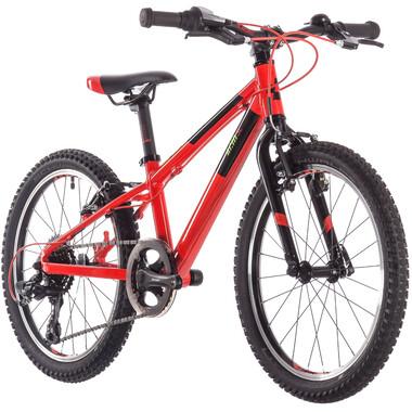 """VTT CUBE ACID 200 SL 20"""" Rouge/Noir 2020"""
